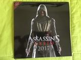 Calendario Assassins Creed 2017 - foto
