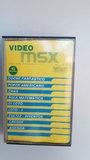 Cassette video MSX, 10 Programas. - foto