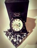Reloj Skyline Acerinox Negro Sumergible - foto