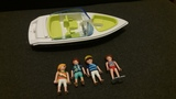 Playmobil con lancha - foto