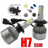 Bombillas led h7 20000lm +  led posicion - foto