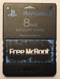 Flasheo PS2 Memory Card - foto