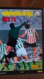 Facsimil liga de futbol temporada 72/73 - foto