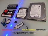Recuperación datos disco duro, pen, SD. - foto
