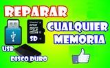 Reparacion discos duros y memorias - foto