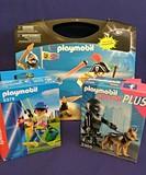 Lote de muñecos Playmobil.3 Referencias - foto