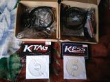 KESS 5. 017 V2. 47; KTAG  7020 V2, 23 - foto