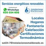 Servicios energéticos Renovables - foto