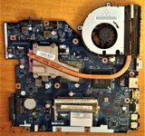 placa base portatil hp compq 615(610) - foto