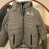abrigo marca lonsdale - foto