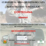 CURSO DE GUARDA DE COTO DE CAZA - foto