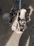 Motor renault 4L - foto