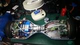 reparación de electrónica,hoverboard - foto