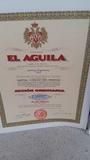 2 acciones El aguila fecha 21/10/1975 - foto