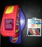 Juego de Mesa UNO de Mattel. Año 1998 - foto