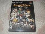 Chaos Wars PS2 Playstation 2 NTSC Nuevo - foto