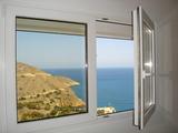 ventanas y puertas, PVC o aluminio - foto