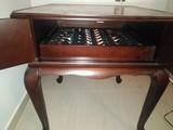 Vendo mesa de ajedrez nueva - foto