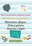 CLASES PARTICULARES ESO Y BACHILLERATO - foto