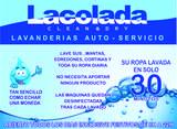 LAVANDERÍA -AUTOSERVICIO CENTRO ( FRENTE - foto