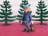 Playmobil   guardarailes  oeste - foto