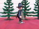 Playmobil  oeste sheriff  wyatt earp - foto