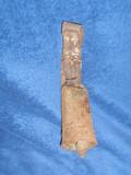 Cencerro vintage de 14cm de largo  y 7cm - foto