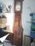 Reloj de pie vintage - foto