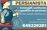 Persianista reparación Madrid - foto