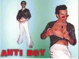 Boy, antiboy para su despedida divertido - foto