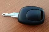 llave mando renault - foto