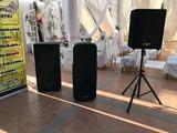 Alquiler sonido altavoces redovan - foto