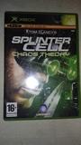 Splinter cell chaos teory xbox Clásica - foto