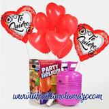 Pack San Valentin Te Quiero Rojo - foto