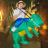 Disfraz Dinosaurio hinchable - foto