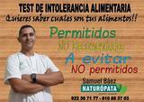 Naturopata Tenerife Intolerancias - foto