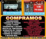 COMPRAMOS ESCEDENTES - foto