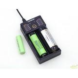 Cargador Baterias De Litio Universal. - foto