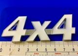 Logo 4x4 integrale emblema anagrama - foto