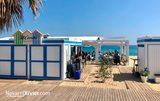 Módulo de chiringuito de playa - foto