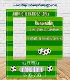 Photocall de COMUNIÓN de Fútbol - foto