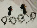 2 mandos scalextric antiguos - foto