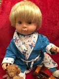 Muñeco baby cuidados de FEBER - foto