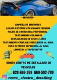 Servicios Retro Clasico Detailing - foto