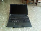 Portatil Acer modelo MS2206 para piezas - foto