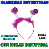 Diademas antena discoteca 1,70 - foto