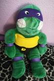Peluche tortugas ninja 60cm vir - foto