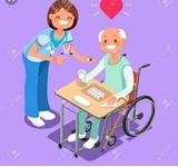 Auxiliar geriatria - foto