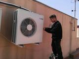 técnico de aire,carga gas,Málaga,Benal. - foto