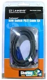 Cable KVM Switch PS/2 Linksys - foto